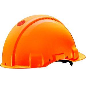 3M G3000 Skyddshjälm Orange