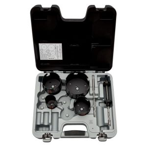 Bahco 3833-SET-302 Superior Hålsågsats