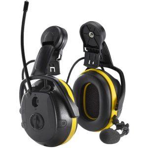 Hellberg Synergy Hörselskydd Bluetooth, medhörning och hjälmfäste