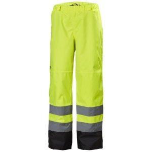 H/H Workwear Alta Arbetsbyxa varsel, gul M