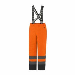 H/H Workwear Alta Arbetsbyxa varsel, orange/svart M