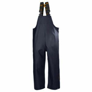 H/H Workwear Gale Regnbyxa marinblå M