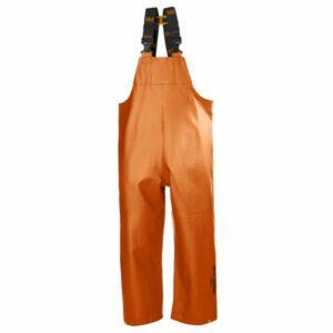 H/H Workwear Gale Regnbyxa orange M