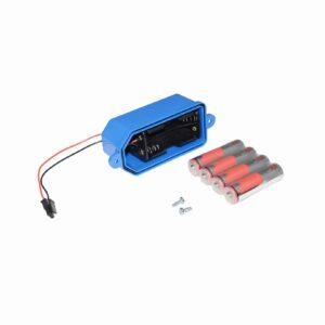 Batteripack Gustavsberg till Sensorstyrd Spolknapp