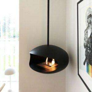 Cocoon Aeris i svart med svart takfäste