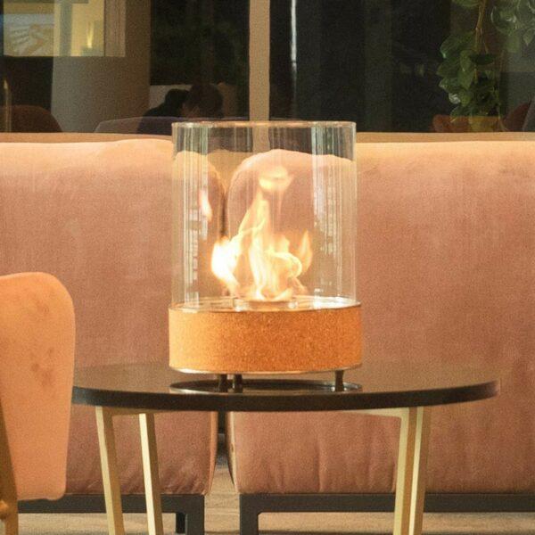 Dancing Flames etanolkamin för bord