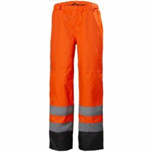 H/H Workwear Alta Arbetsbyxa varsel, orange M