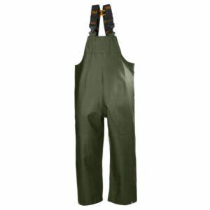 H/H Workwear Gale Regnbyxa grön M