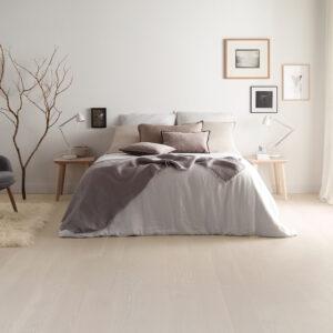 Trägolv Tarkett Shade Oak Cloud Grey Plank 7876110