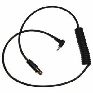 3M Peltor FL6U-28 FLEX-kabel till Ericsson mobiltel DECT