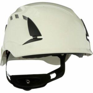 3M SecureFit X5501V Skyddshjälm ventilerad Vit