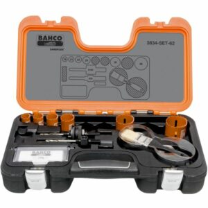 Bahco 3834-SET-62 Hålsågsats
