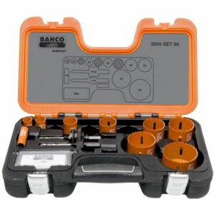 Bahco 3834-SET-95 Hålsågsats