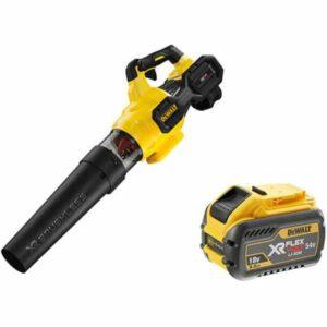 Dewalt DCMBA572X1-QW Lövblås med 3 Ah-batteri och laddare