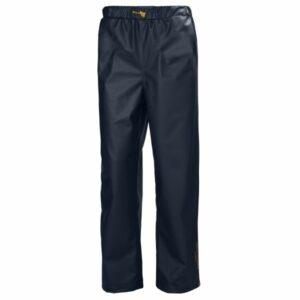 H/H Workwear Gale Regnbyxa marinblå, vindtät M
