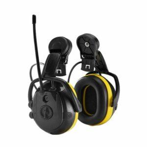 Hellberg SECURE REACT Hörselskydd Radio, medhörning, hjälmfäste