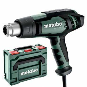 Metabo HG 20-600 Varmluftspistol med MetaBox 145